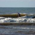 galveston surfing photos, galveston surfing pics, surfing galveston, texas surfing photos, 45th street groin galveston texas, nice wave 3