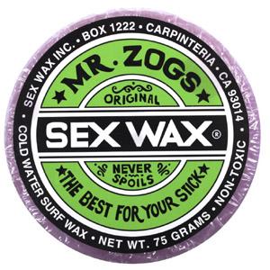 mr zogs original sexwax