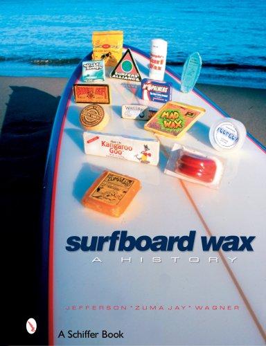 surfboard wax-a history