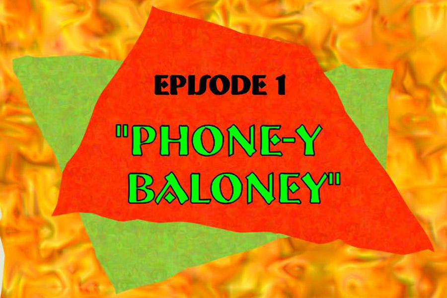 Phone-y Baloney Episode 1 of Dingos Surf Shop